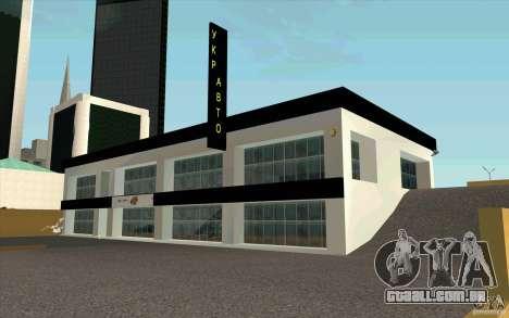 UkrAVTO Corporation para GTA San Andreas