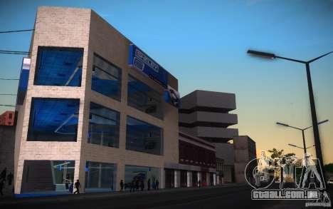 San Fierro Re-Textured para GTA San Andreas terceira tela