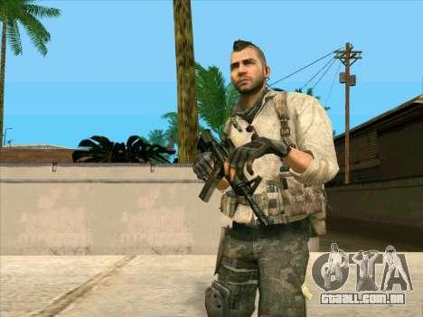 4 um Mctavish para GTA San Andreas terceira tela