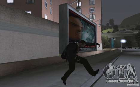 Animação de GTA IV v 2.0 para GTA San Andreas terceira tela
