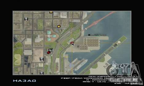 TNC-TNC abastecendo o novo Trailer para GTA San Andreas por diante tela