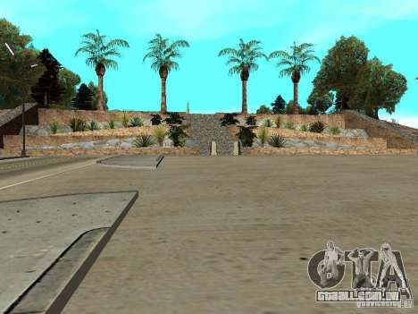 Stone Mountain para GTA San Andreas