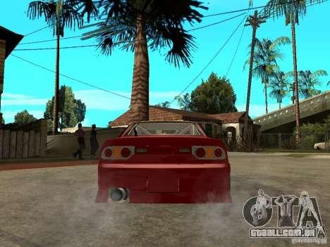 Nissan 240SX DRIFT SPEC para GTA San Andreas