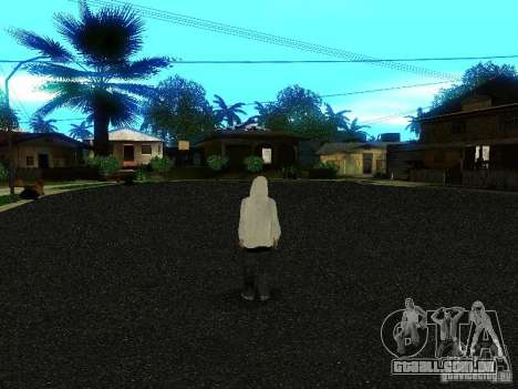 New ColorMod Realistic para GTA San Andreas por diante tela