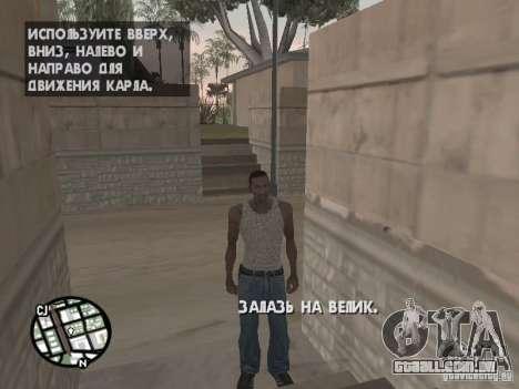 Nova Jersey, Karl para GTA San Andreas