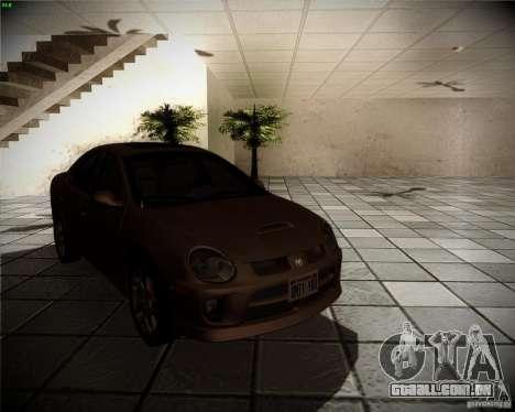 Uma coleção de mods de gráficos para GTA San Andreas nono tela