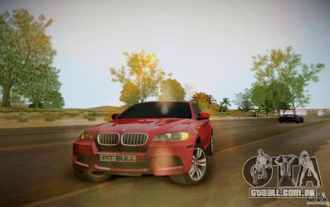 ENBSeries by muSHa v5.0 para GTA San Andreas por diante tela