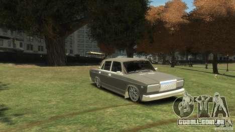 VAZ 2107 TUN23-93RUS para GTA 4