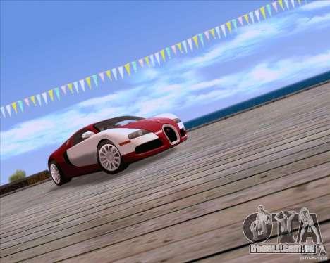 ENBSeries by Sankalol para GTA San Andreas nono tela