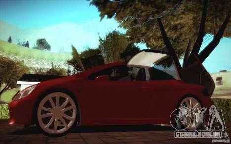 Peugeot 307CC BMS Edition para portáteis para GTA San Andreas vista direita