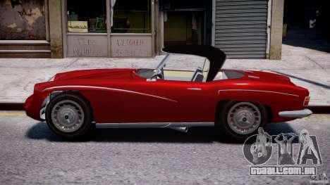 FSO Syrena Sport 1960 para GTA 4 esquerda vista