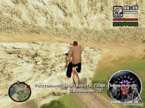 Speed Udo para GTA San Andreas sétima tela