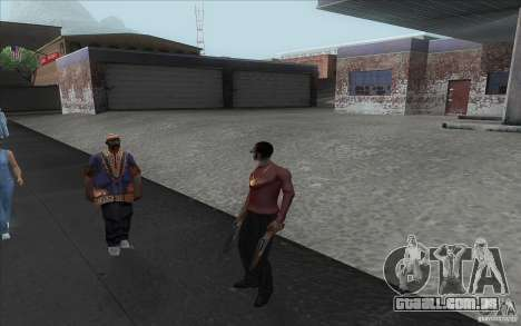 Pimp para GTA San Andreas segunda tela