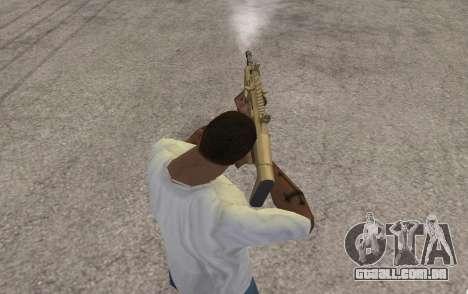 MSBS Radon para GTA San Andreas terceira tela