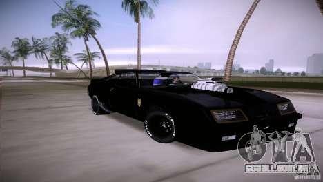 Ford Falcon GT Pursuit Special V8 Interceptor 79 para GTA Vice City