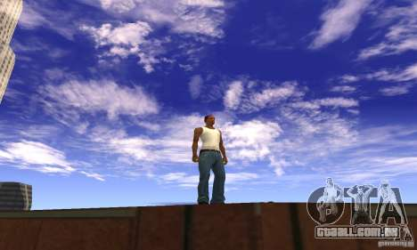 Sunshine ENB Series by Recaro para GTA San Andreas segunda tela