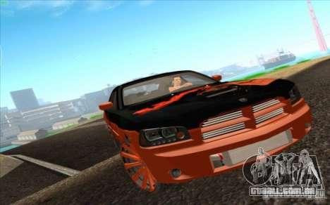 Dodge Charger SRT 8 para GTA San Andreas