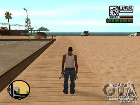 Mudança do radar de zoom para GTA San Andreas segunda tela
