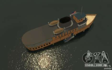 Staten Island Ferry para GTA 4 vista direita