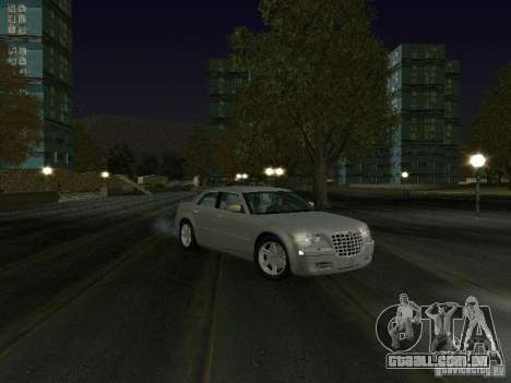 Chrysler 300C HEMI 5.7 2009 para GTA San Andreas