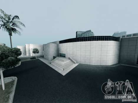 Setan ENBSeries para GTA San Andreas sétima tela