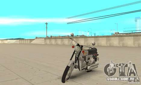 Jawa 350 para GTA San Andreas