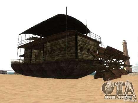 Duchess Gambit para GTA San Andreas interior
