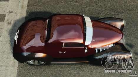 Walter Street Rod Custom Coupe para GTA 4 vista direita