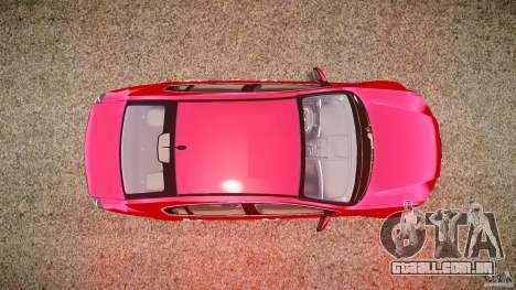 Holden Commodore (CIVIL) para GTA 4 vista direita