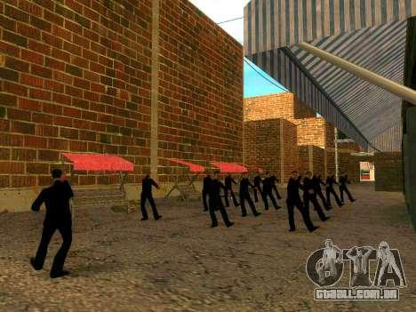 Treino Vusi para GTA San Andreas
