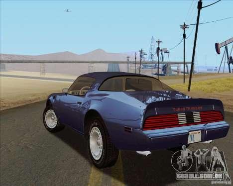 Playable ENB Series v1.1 para GTA San Andreas terceira tela