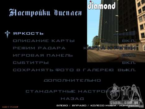 LibertySun Graphics For LowPC para GTA San Andreas oitavo tela