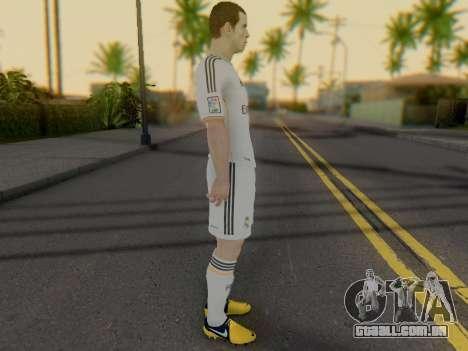 Gareth Bale para GTA San Andreas segunda tela