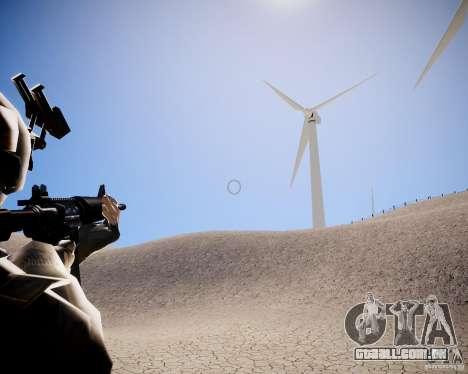 MW2 Phoenix Paratroopers para GTA 4 por diante tela