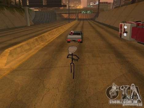 Meme Ivasion Mod para GTA San Andreas twelth tela