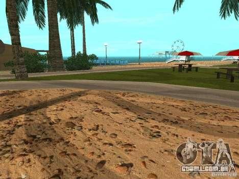 Praias de HQ v 2.0 para GTA San Andreas terceira tela