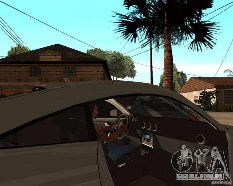 Audi TTS Coupe V1.1 para GTA San Andreas vista direita