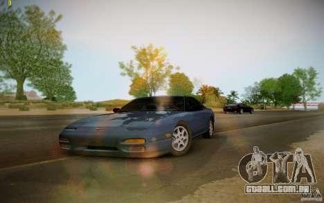 ENBSeries by muSHa v5.0 para GTA San Andreas oitavo tela