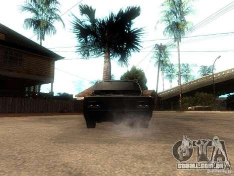 Tuning 2103 VAZ por Narik para GTA San Andreas traseira esquerda vista