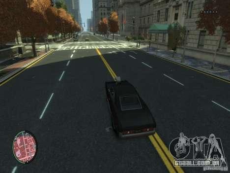 Road Textures (Pink Pavement version) para GTA 4 por diante tela