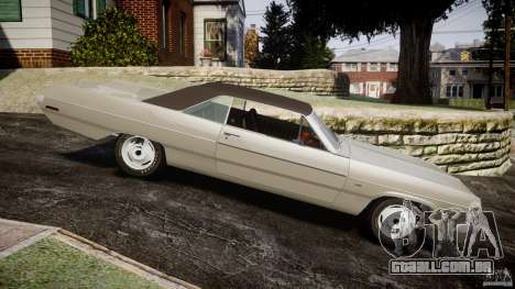 Plymouth Scamp 1971 para GTA 4 esquerda vista