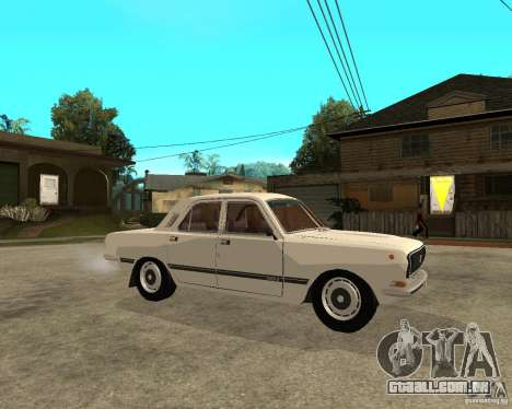 Volga Gaz 24-10-051 para GTA San Andreas vista direita
