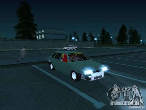 Arrastar 2109 VAZ para GTA San Andreas