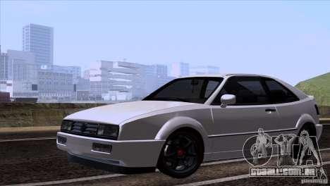 Volkswagen Corrado VR6 para GTA San Andreas