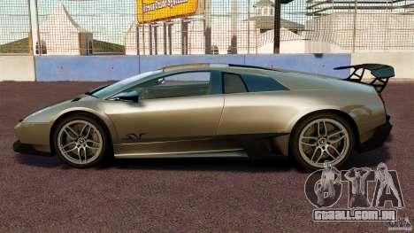 Lamborghini Murcielago LP670-4 SV [EPM] para GTA 4 esquerda vista
