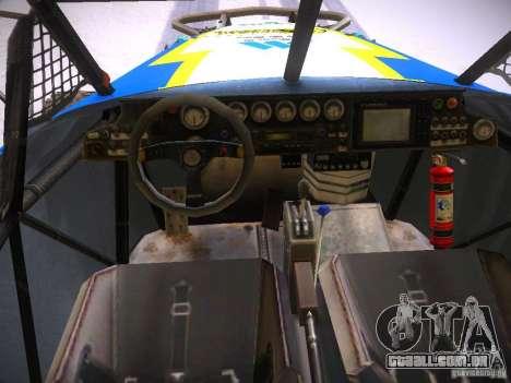 Ickler Jimco Buggy para GTA San Andreas vista superior