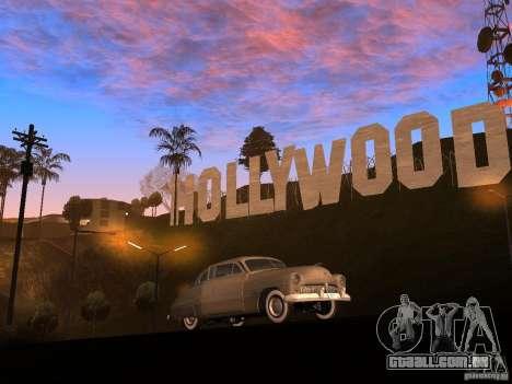 GTA SA 4ever Beta para GTA San Andreas segunda tela