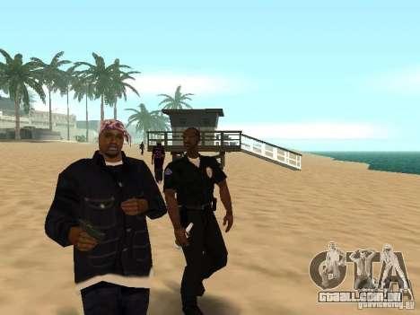 Tenpenny para GTA San Andreas segunda tela
