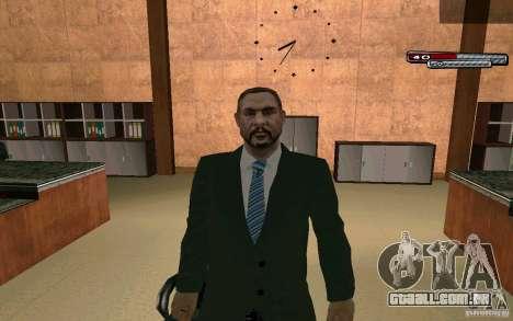 Mayor HD para GTA San Andreas quinto tela