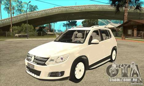 Volkswagen Tiguan 2.0 TDI 2012 para GTA San Andreas